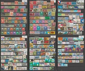 Netherland, good collection 350 all different, with many semi postal