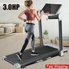 3HP Folding Treadmill Home/Gym Motorized Fitness Running Machine 300LB Capacity
