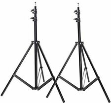 Neewer Set Of Two 9 Feet/260 Centimeters Photo Studio Light Stands For HTC Vive