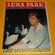 LUNA PARK 1963 n. 13 Barbara Lass, Paul Anka