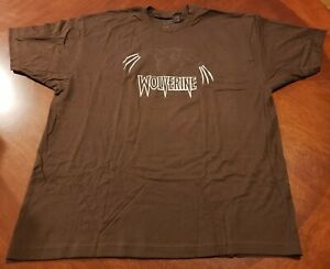 Marvel Wolverine Loot Crate Exclusive XL T-Shirt