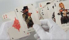 SEALED NEW Poker Playing Cards - Red Dead Redemption 2 PS4 Collectors Box
