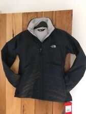 Womens North Face Jacket Coat Vescent 2.0 Navy Blue Water Resistant UK Medium M