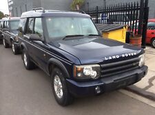 Wrecking 2003 Land Rover Discovery 2a V8 Auto.
