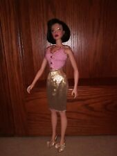 """Sandra Bolito Butterfly Ring Doll 16"""" Spellbound 2000 Short Black Hair Asian"""