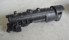 Vintage S Scale American Flyer 302AC Diecast Locomotive Shell Body LOOK