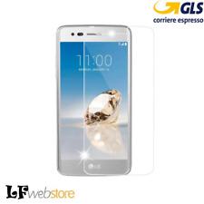 Pellicola in Vetro Temperato per LG K8 2017 Proteggi Display antiurto Posta1
