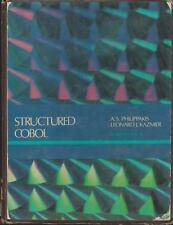 Structured COBOL by Andreas S. Philippakis and Leonard J. Kazmier (1985, Paperba