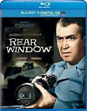 Rear Window 0025192235542 With James Stewart Blu-ray Region a
