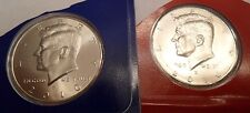 2010 P & D Kennedy Half Dollar Set (2 Coins) *MINT CELLO*  **FREE SHIPPING**