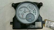 2004 MINI CONVERTIBLE (R52) 1598cc Petrol 5 Speed Manual Centre Instrument Dials