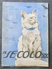 Rivista Popolare Illustrata - Il Secolo XX - Anno XIX - N° 4 - Aprile 1920