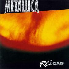 METALLICA (RELOAD CD SEALED + FREE POST)