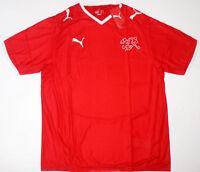 Switzerland Football Shirt Soccer Jersey Top Kit Suisse Schweiz Trikot Cheap