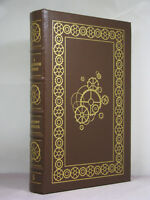signed by author, A Clockwork Orange by Anthony Burgess, Easton Press, leather