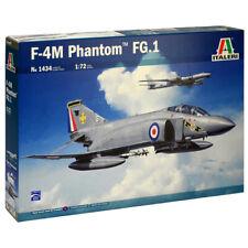 Italeri F-4M Phantom FG.1 Aircraft Model Kit - Scale 1:72 - 1434