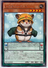 Yu-Gi-Oh Rescue Hamster NECH-JP039 Rare Mint