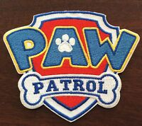 LARGER PAW PATROL   Iron On Patch Buy 2 We Send 3 Of These