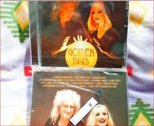 "Brian May{Queen}/Kerry Ellis New ""Golden Days"" Fast Freepost CD +Love In Rainbow"