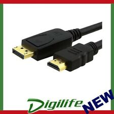 Astrotek DisplayPort to HDMI M-m Adapter Cable