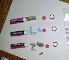 CHAPSTICK DIVERSION STASH CAN SAFE, TRICK/SECRET COMPARTMENT,LARGE STORAGE-