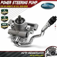 Power Steering Pump w/o Pulley for Ford Escape Mercury Mariner Mazda Tribute
