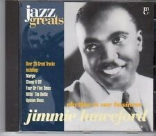 (CA170) Jimmie Lunceford, Rhythm Is Our Business - 1997 Jazz Greats CD No 042