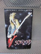 JEFF KOLLMAN Schizoid cassette tape 1990 Edwin Dare UFO Toledo OHIO metal OG