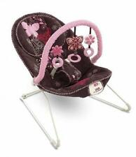 FISHER PRICE COMFY TIME BUTTERFLY BOUNCER T2520 COMFORT