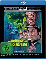 Sherlock Holmes Der Hund von Baskerville Hound of the Baskerville. BLU-RAY NUEVO