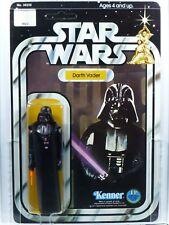 Star Wars Kenner 12-C Back Darth Vader Figura Moc AFA 85 ENLOMADOR.