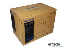 Onkyo SKS-HT588 5.1.2 Dolby Atmos Heimkino Lautsprecher Boxen System Schwarz NEU