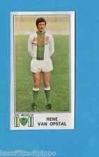 BELGIO-FOOTBALL 76-PANINI-Figurina n.286- VAN OPSTAL -RAC MECHELEN -Rec