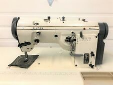 Singer 457A135-L Three Step Zig Zag w/Reverse 110V Industrial Sewing Machine