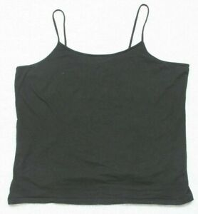 Time And True Tank Top T-Shirt Size XXXL 3XL Woman's Tee Cotton Spandex Solid
