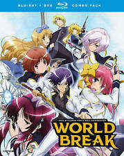 World Break: Aria of Curse for a Holy Swordsman - The Complete Series...
