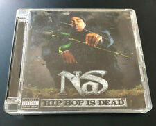 Nas ? Hip Hop Is Dead  //  CD