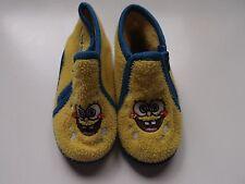 Zapatillas para casa de Bob Esponja, numero 24