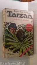 TARZAN DELLE SCIMMIE Edgar Rice Burroughs Bemporad Marzocco 1972 Dino Buzzati di