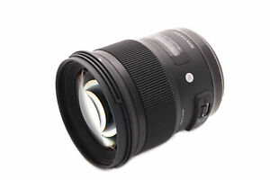 Sigma 50mm f/1.4 DG HSM ART: Sony A Mount