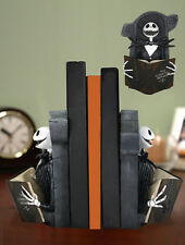 NECA Nightmare Before Christmas READING JACK BOOKENDS NBX Gift book ends new