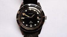 URLAC 200m vintage diver watch uhr automatic RARE