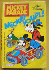 MICKEY PARADE / MENSUEL N°66/ 1985/ DISNEY