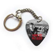 SONS OF ANARCHY JACKSON Guitar pick plectrum picks band music KEYCHAIN RING