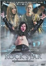 Rock Star (2001) DVD R0 - Mark Wahlberg, Jennifer Aniston, Music Comedy