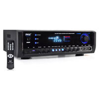Pyle PT390BTU Digital Home Theater Stereo Receiver with Bluetooth Aux-In MP3 USB