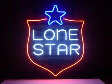"""New Lone Star Beer Neon Sign 17""""x14"""""""