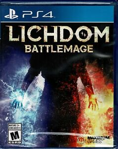 Lichdom Battlemage PlayStation 4 New Fight For Justice Battle Armies Of Evil