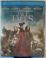 Tale of Tales Blu-ray (2016 - Shout Factory) ~ Salma Hayek, Vincent Cassel