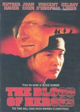 THE BLOOD OF HEROES USED - VERY GOOD DVD